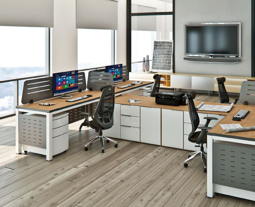 OFFICE SYSTEM FURNITURE